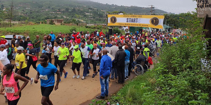 After cancelling the South African ultra, Comrades Marathon virtual event signups surpass 13,000 runners