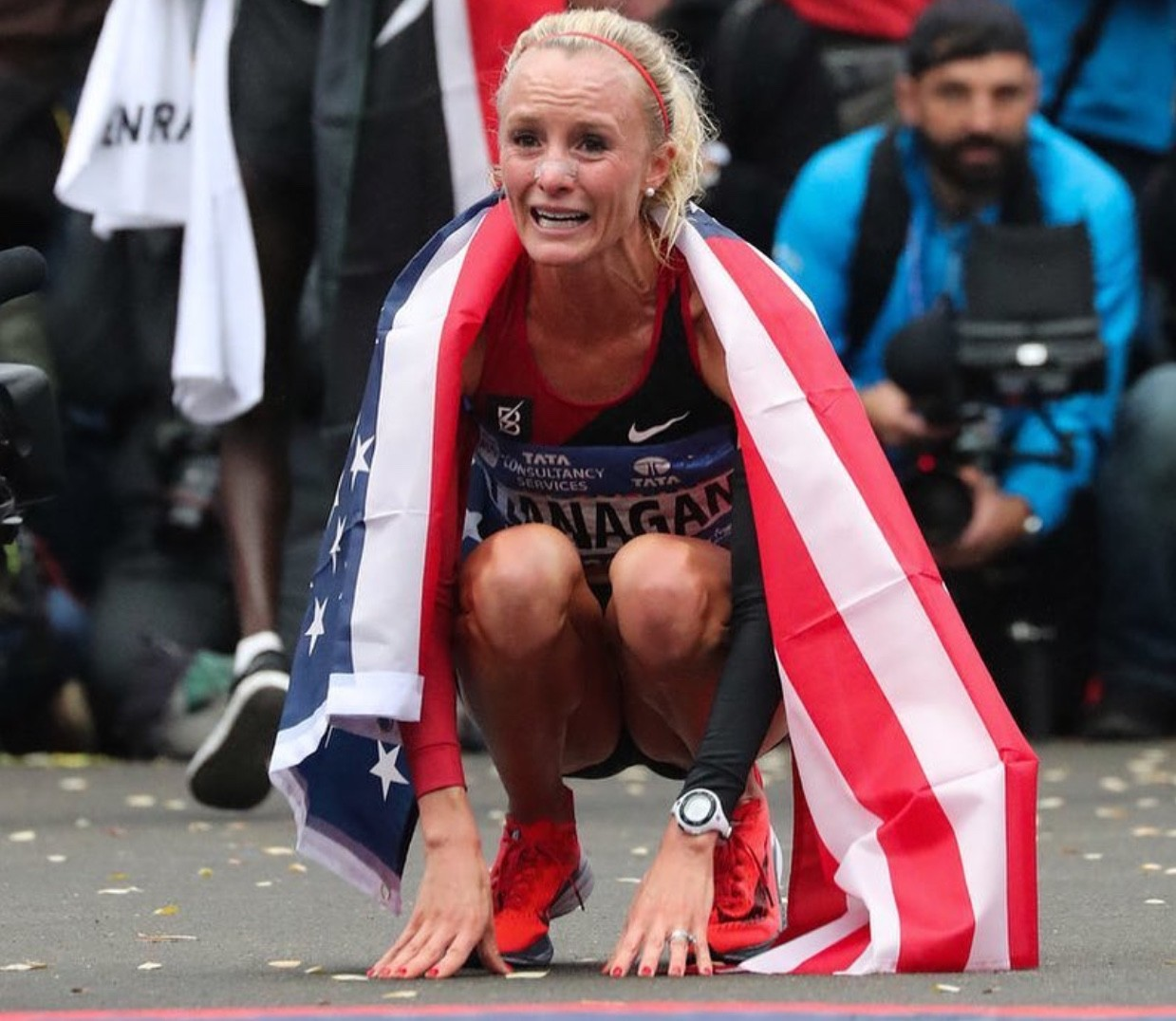 Shalane Flanagan Has To Be The Most Admired Runner Of 2017