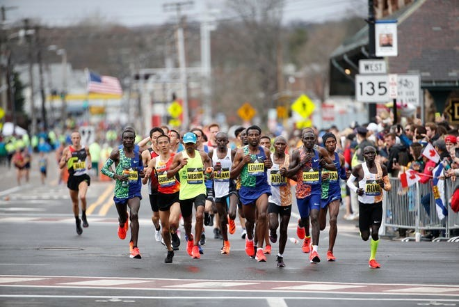Boston Marathon Postponed to September 14