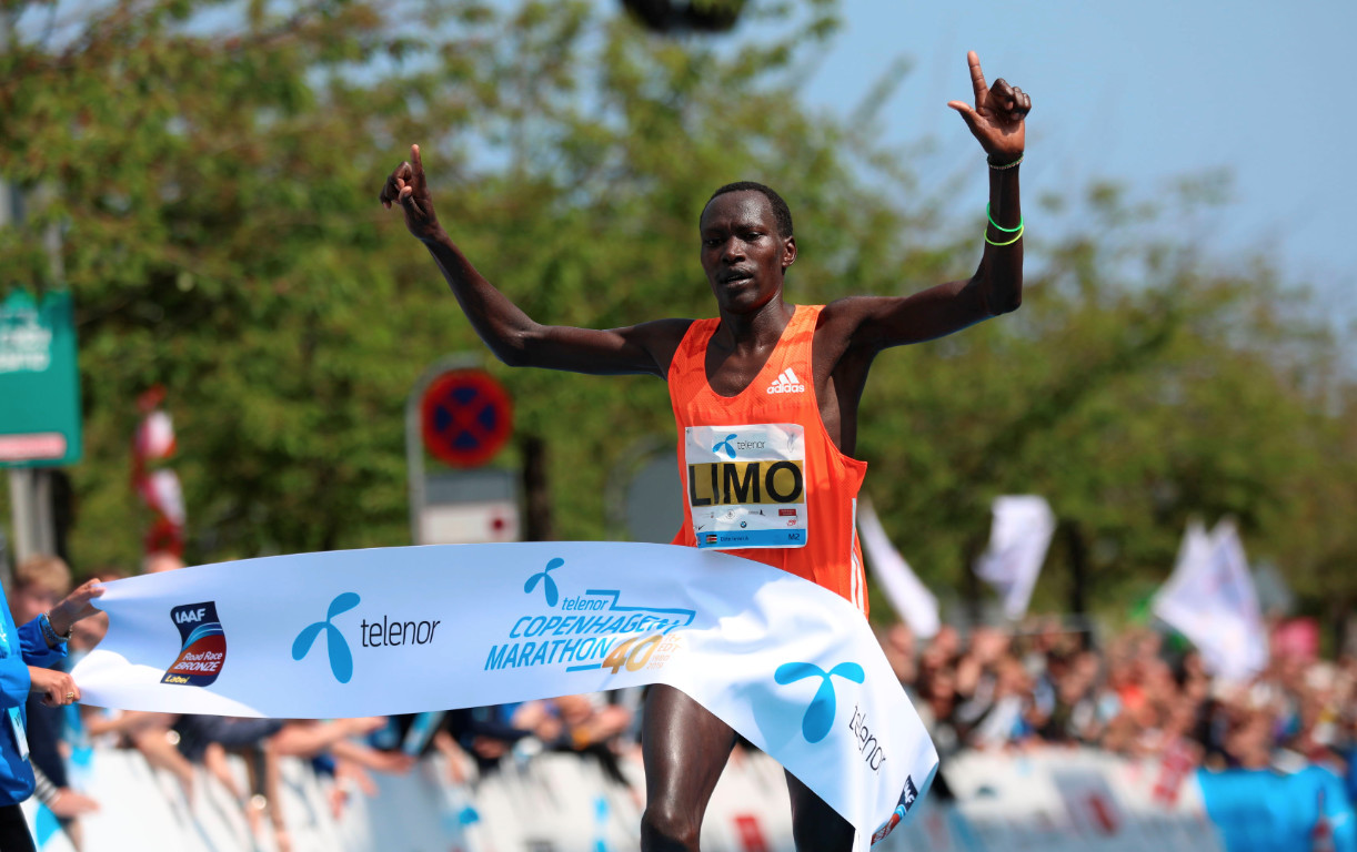 Kenyan contestants swept the multi-category Kigali International Peace Marathon held in the Rwandan capital
