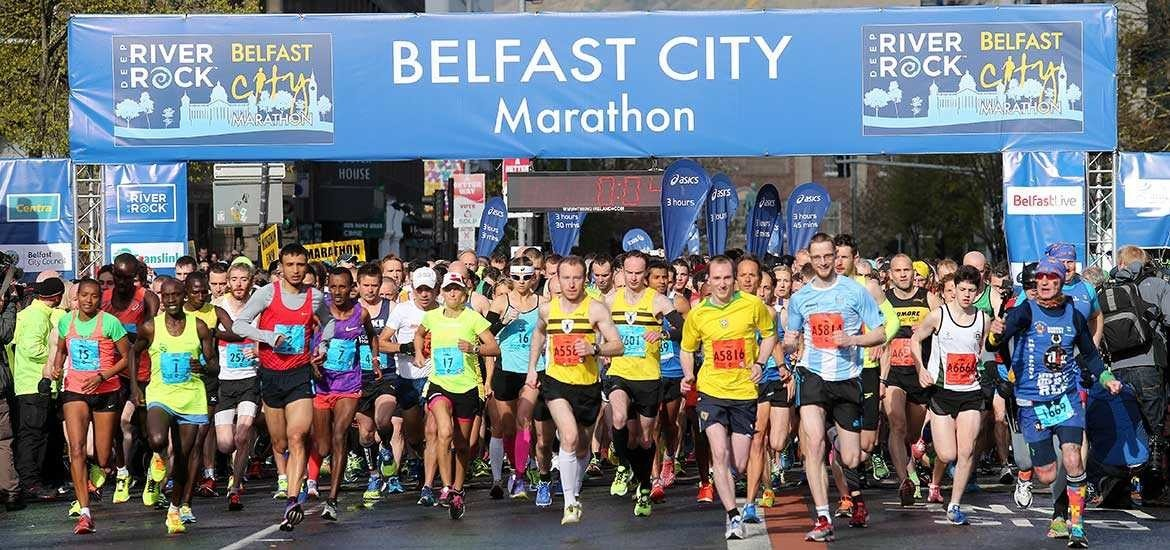 New Belfast City Marathon route in 2019 will touch every part of the city