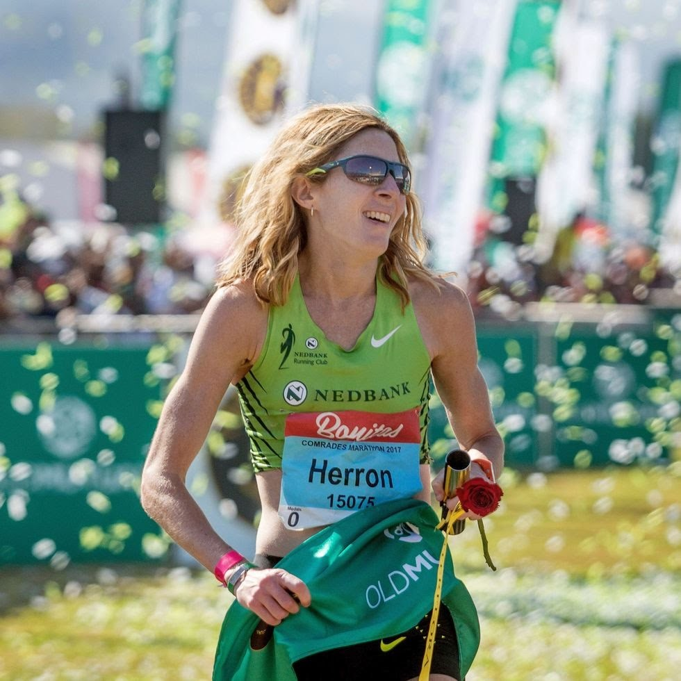 Camille Herron sets new world record for women for the most miles run in 24 hours in Albi France