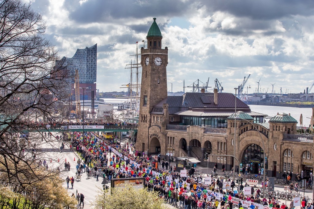 The Haspa Hamburg Marathon also canceled
