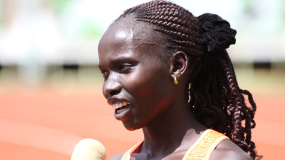 Reigning London Marathon champion Vivian Cheruiyot is focusing on defending her title at 2019 London Marathon