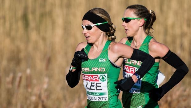 The marathon is not a young women's game says 38-year-old Irish Olympian Lizzie Lee