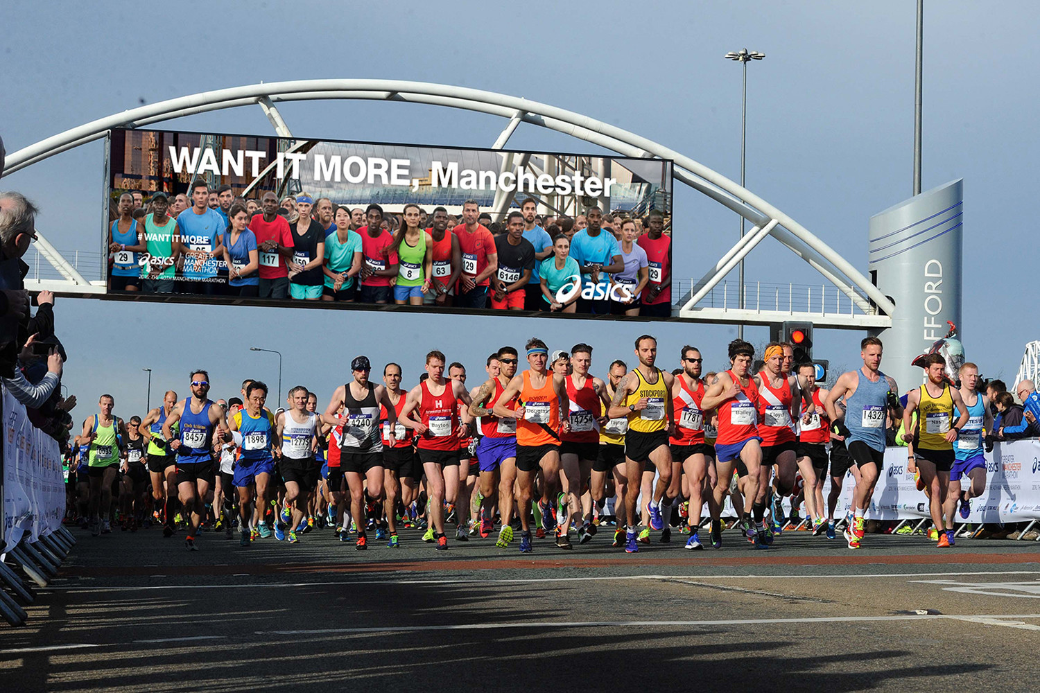 Final Call For Greater Manchester Marathon