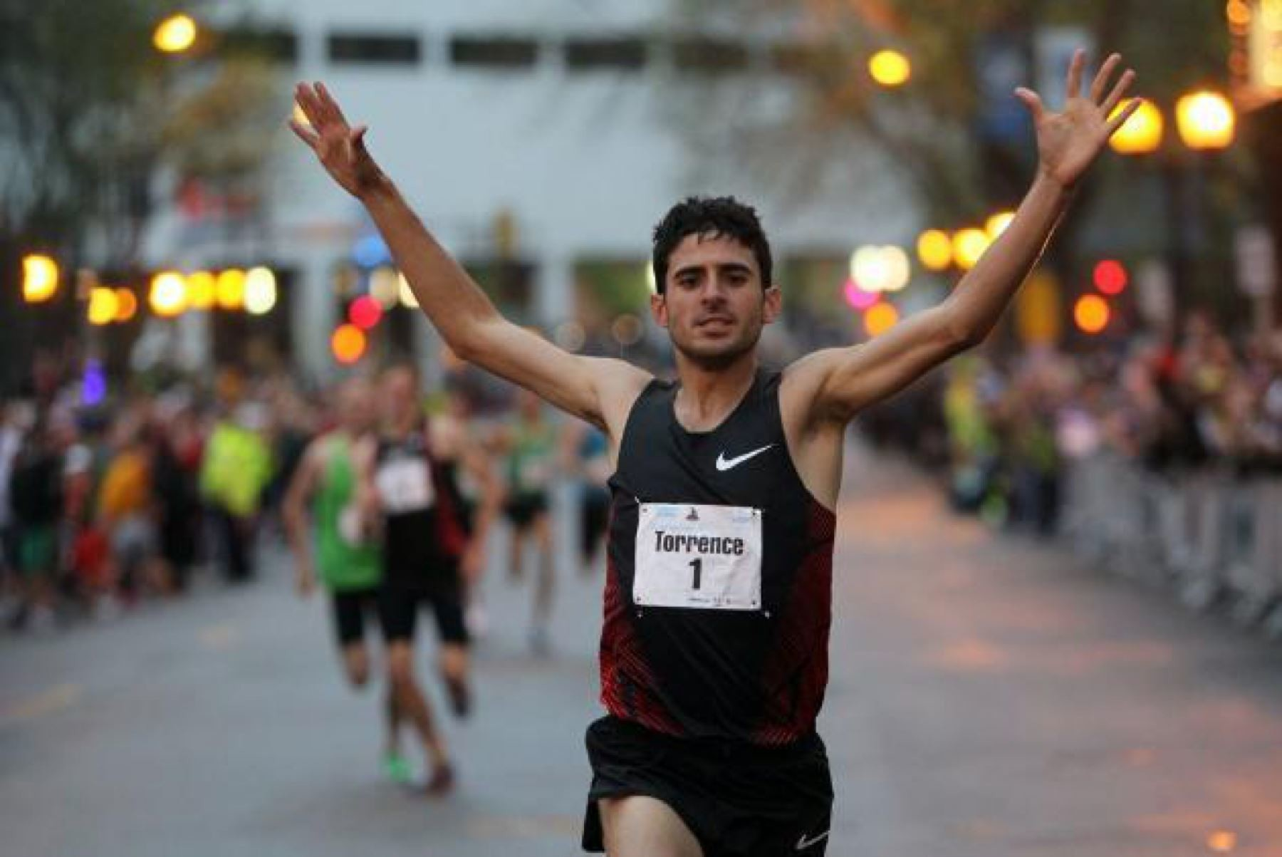 Olympic Runner David Torrence's Death Ruled An Accident