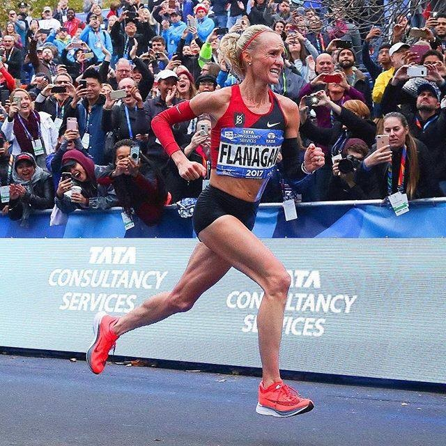 Can Shalane Flanagan do it again two years in a row at the New York Marathon