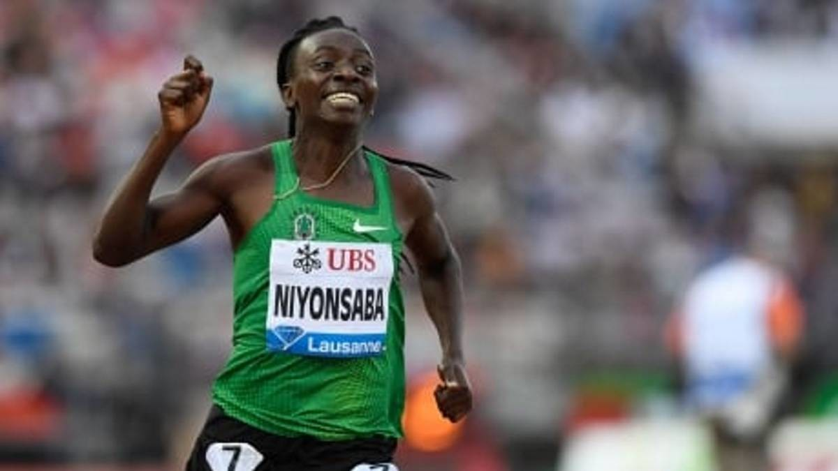 2016 Olympic 800m silver medalist Francine Niyonsaba bids to race 5,000m at Tokyo Olympics