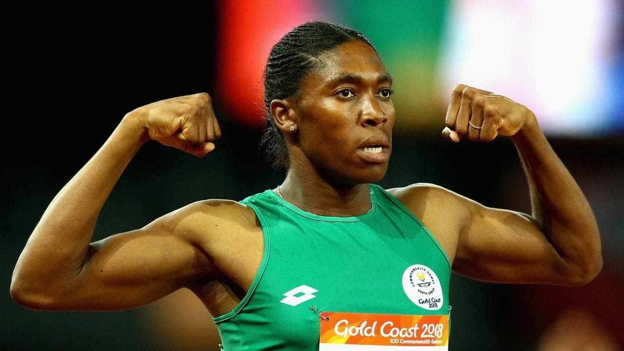 IAAF battle with Olympic 800m Champion Caster Semenya saying she should be classified as a biological male