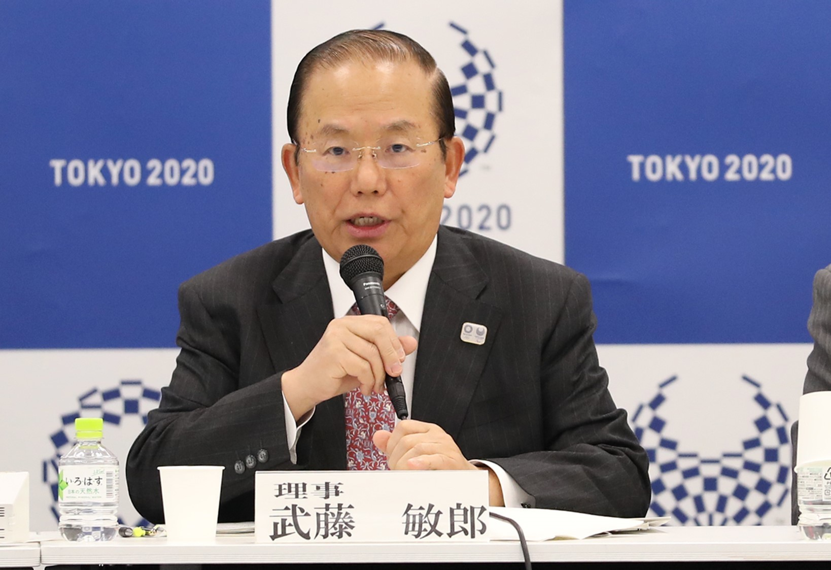 Tokyo 2020 chief executive Toshirō Mutō has fuelled hope of foreign fans being allowed to attend the postponed Olympic Games by revealing a plan for spectators would be drawn up by next spring