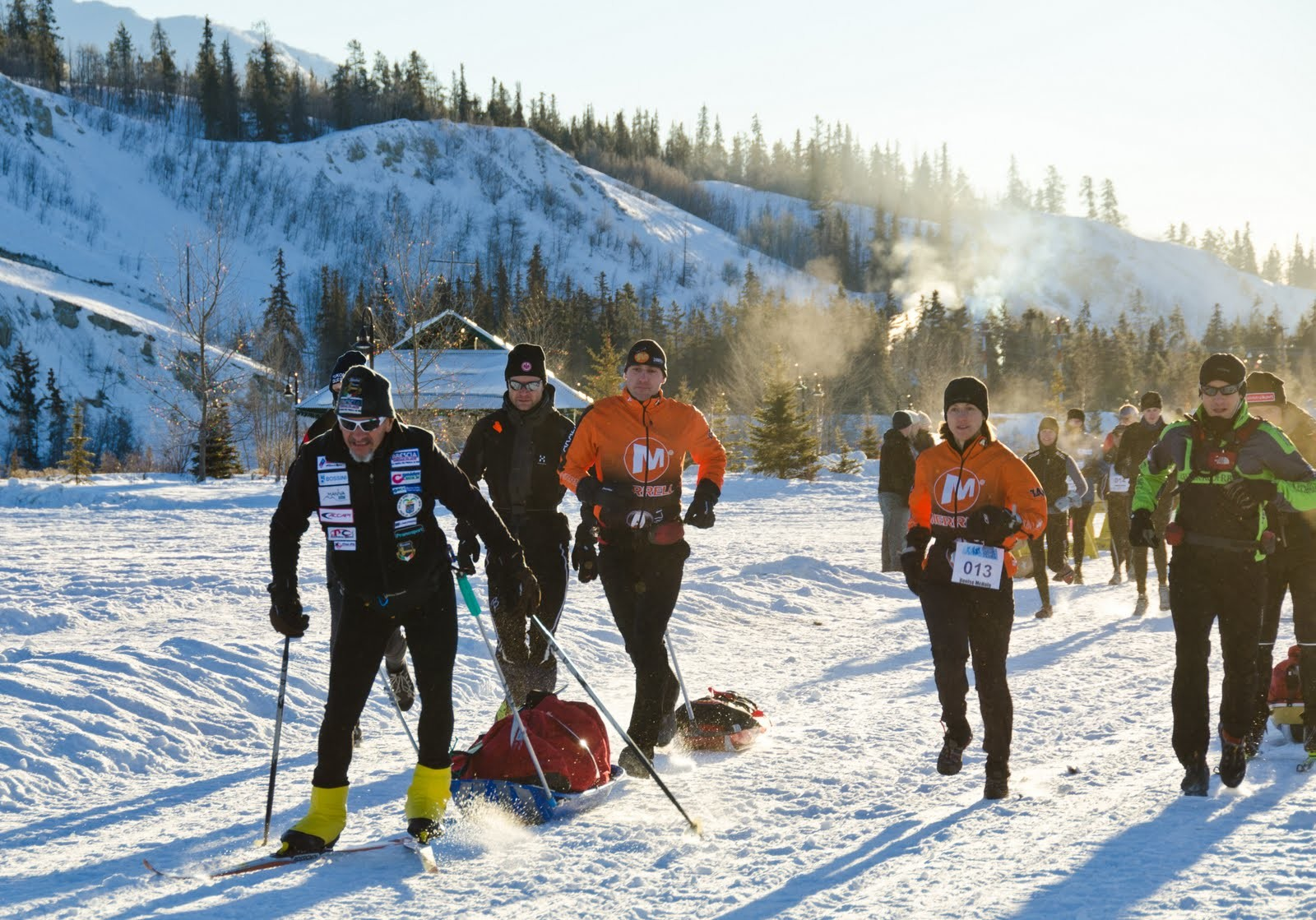 Ultra runners are prepared for 2020 Yukon Arctic Ultra