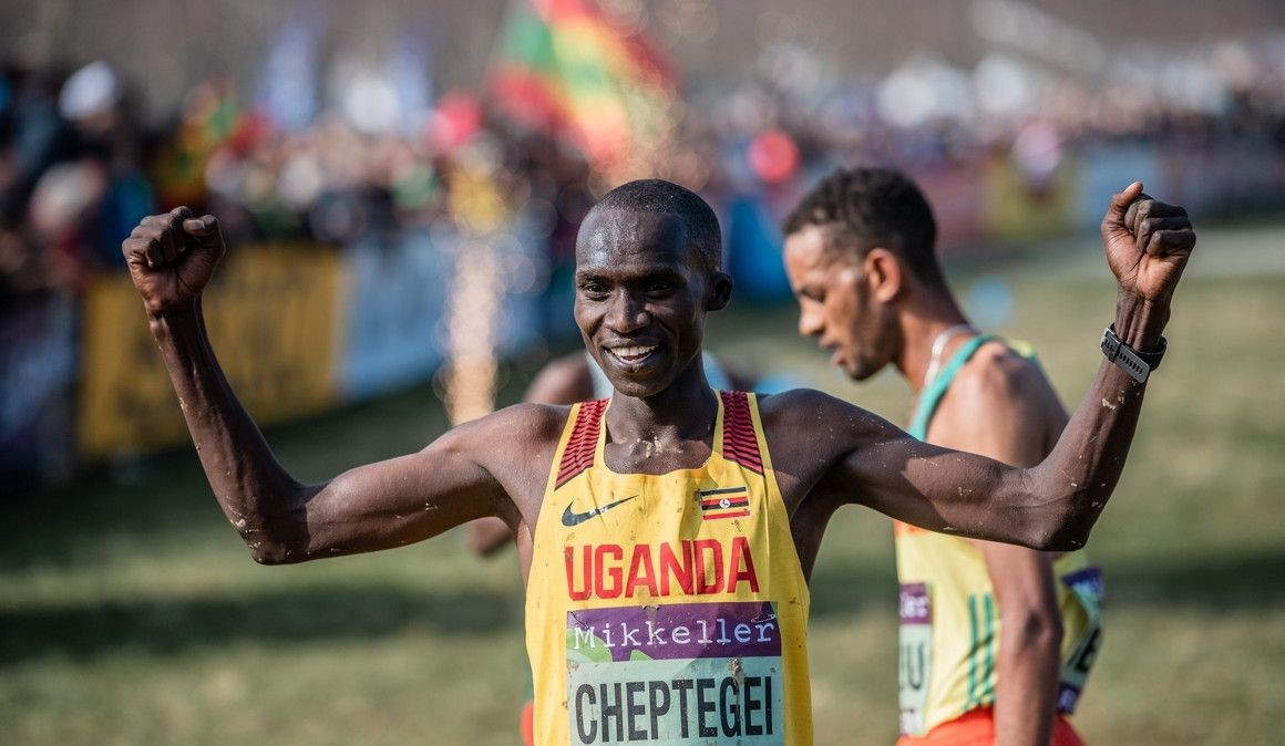 Uganda´s Joshua Cheptegei to rest for a month before chasing Olympic dream