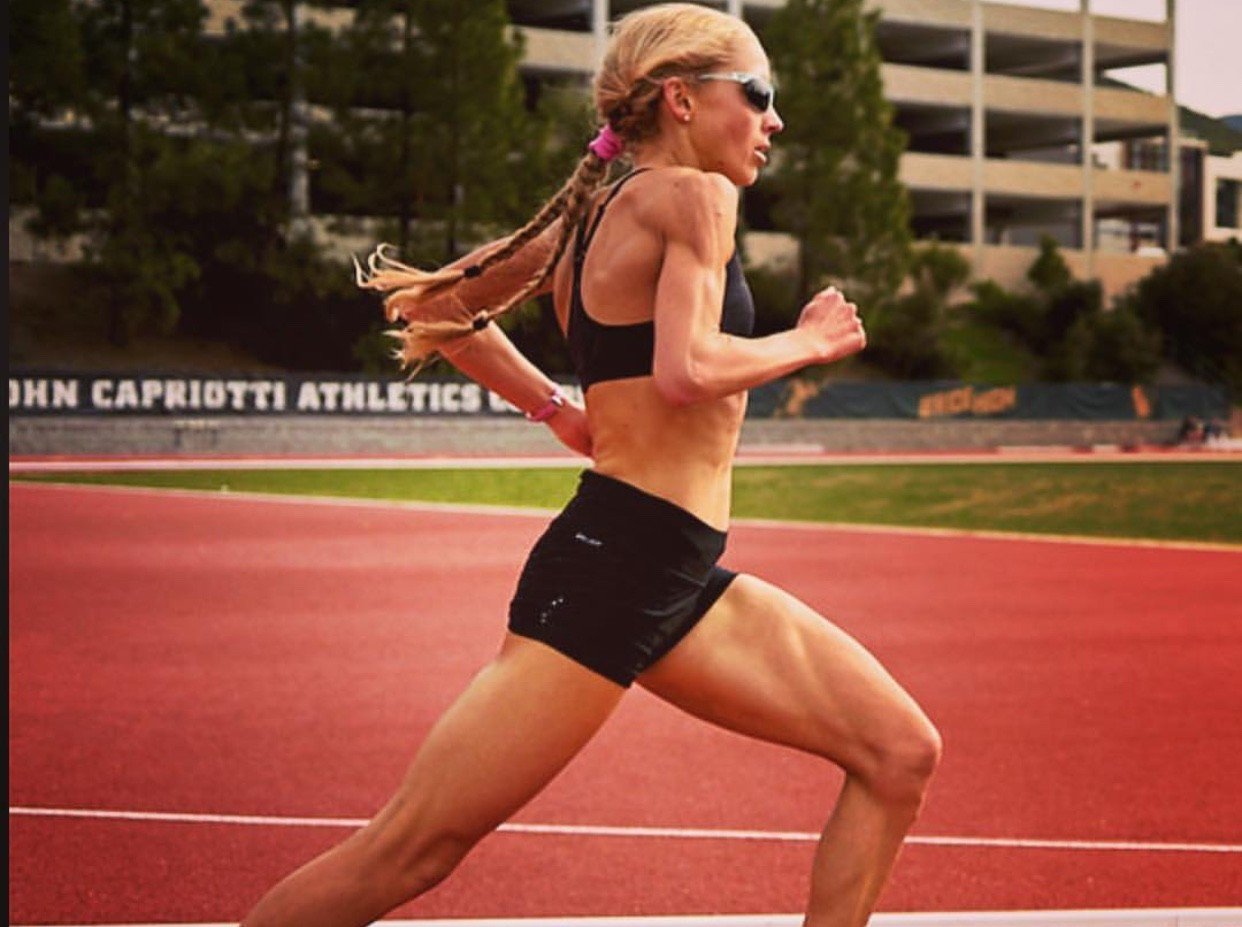 The blond super star Jordan Hasay is set to run the  45th Huawei Roma Ostia Half Marathon Sunday in Italy