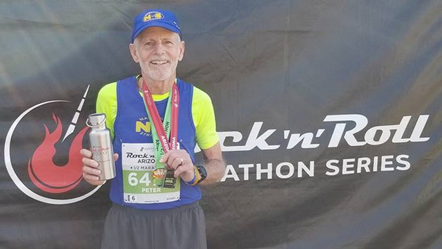 Peter Pressman known as the father of Nashville running will be remembered Saturday