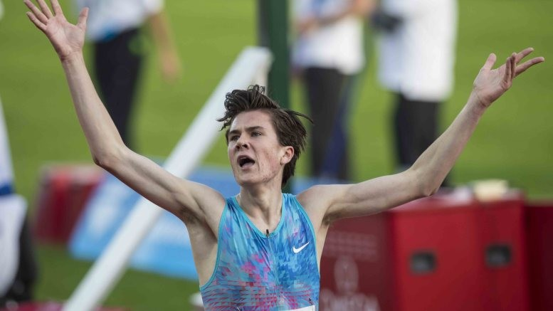 17 year-old Jakob Ingebrigtsen wins European Championship 1,500m, He becomes the youngest runner to ever win a European track title