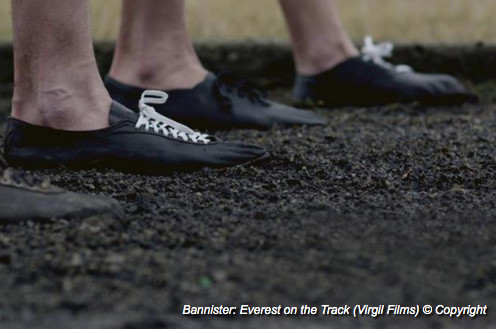 The film 'Bannister: Everest on the Track' takes FICA Golden Achilles prize