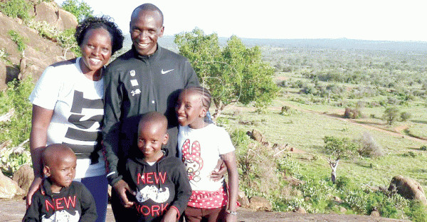 How Eliud Kipchoge has been handling things during the COVID-19 crisis