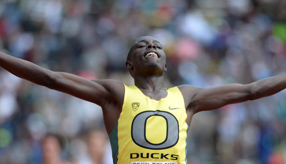 Edward Cheserek  is a 17-time NCAA champion who struggles to obtain American citizenship
