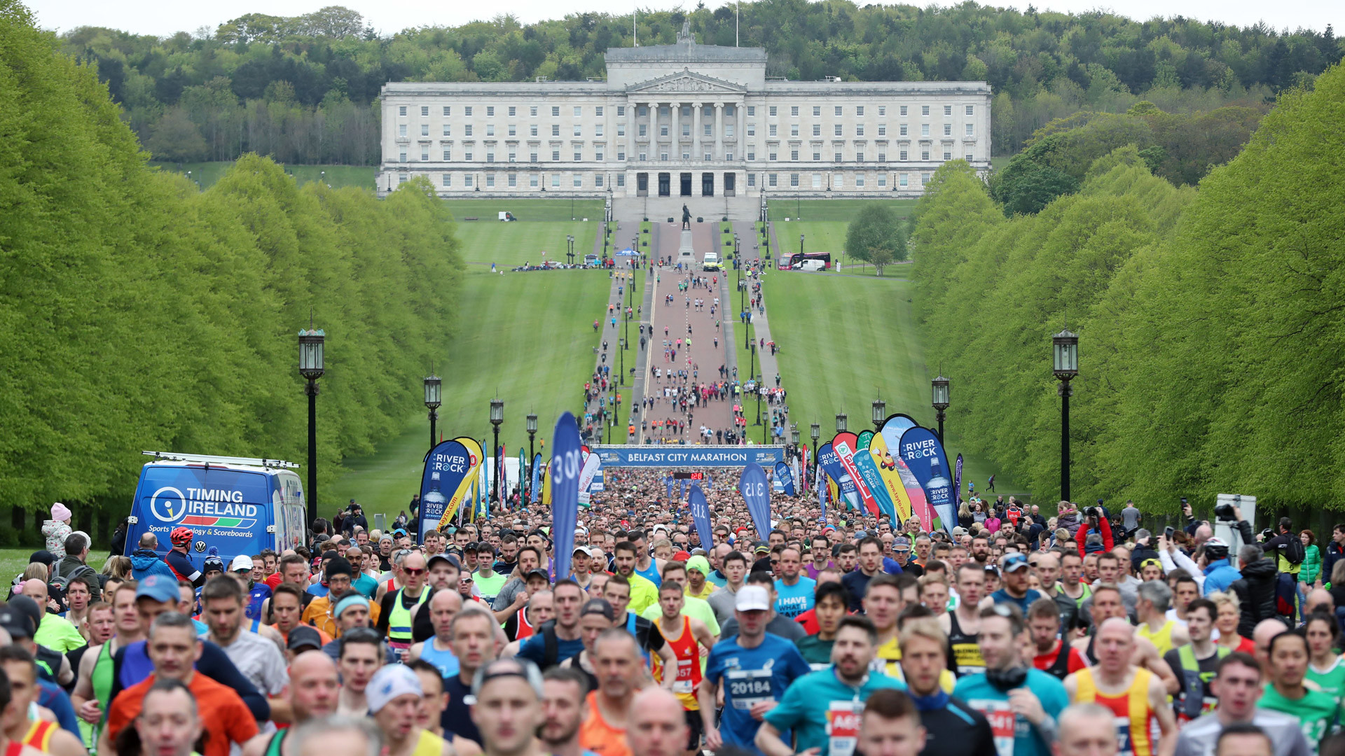 Will the 2020 Belfast Marathon take place as schedule September 20? It doesn't look good