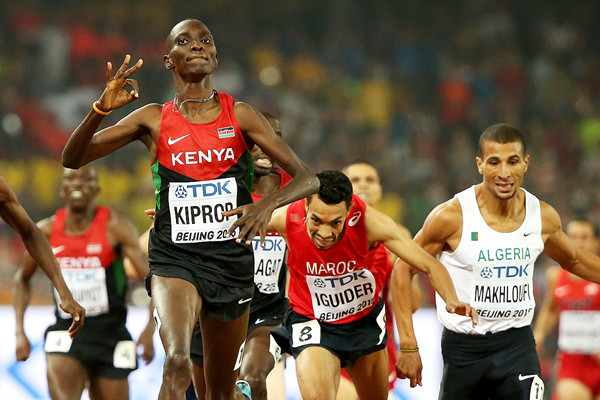 Kenya's Asbel Kiprop said, Someone badly wanted to bring me down, but Asbel promises to clean his name