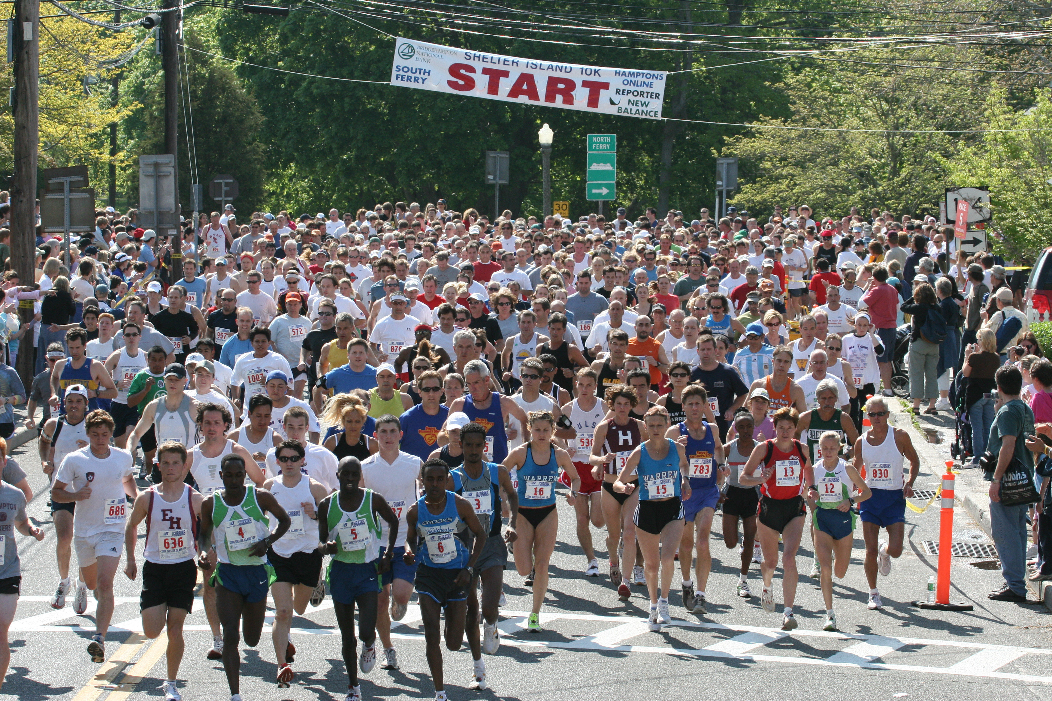 Shelter Island 10K is celebrating it's 40th year this weekend honoring some of the country's Best Runners