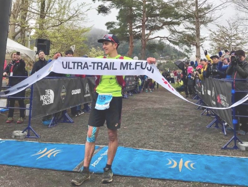 Weather forced the Ultra Mount Fuji 102-mile course to be shortened