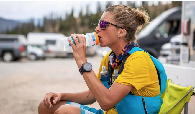 Big Dog's Backyard Ultra: Courtney Dauwalter wants to lift others up to find their limits so she does not 'ruin the game'