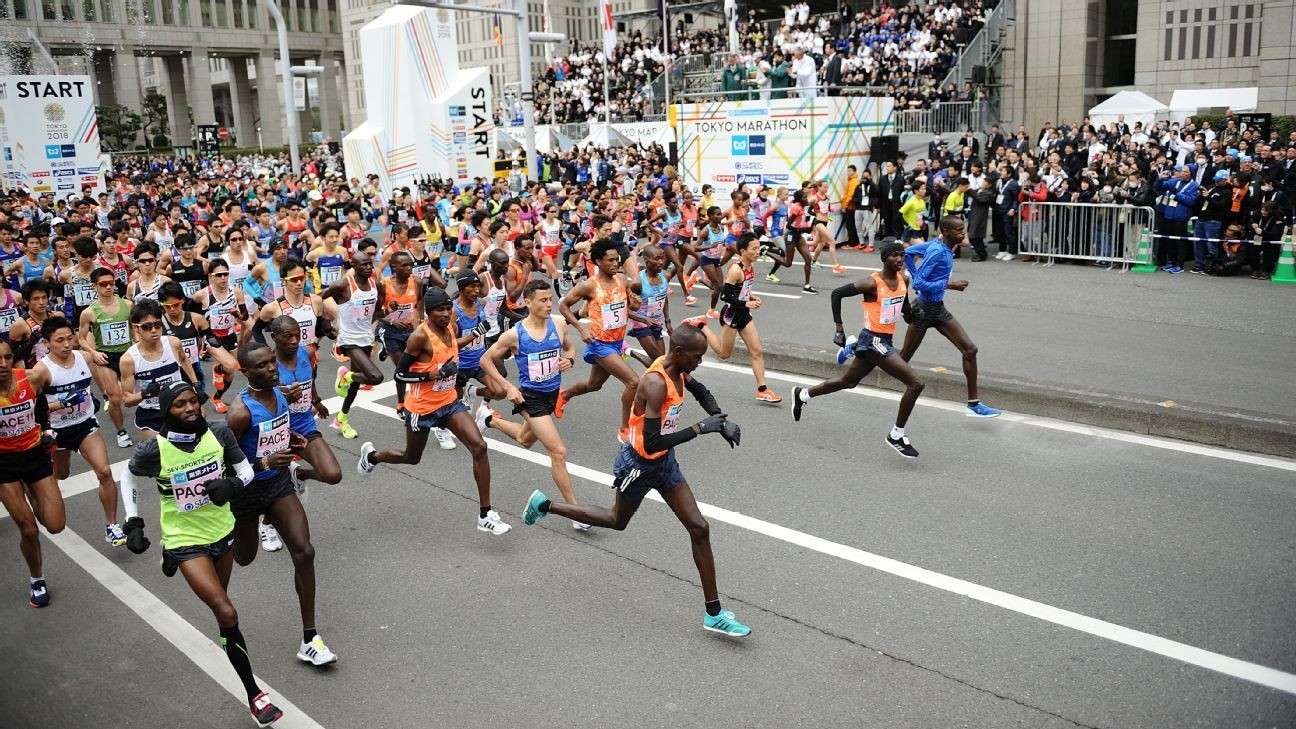 Tokyo Marathon to be Held in Fall of 2021