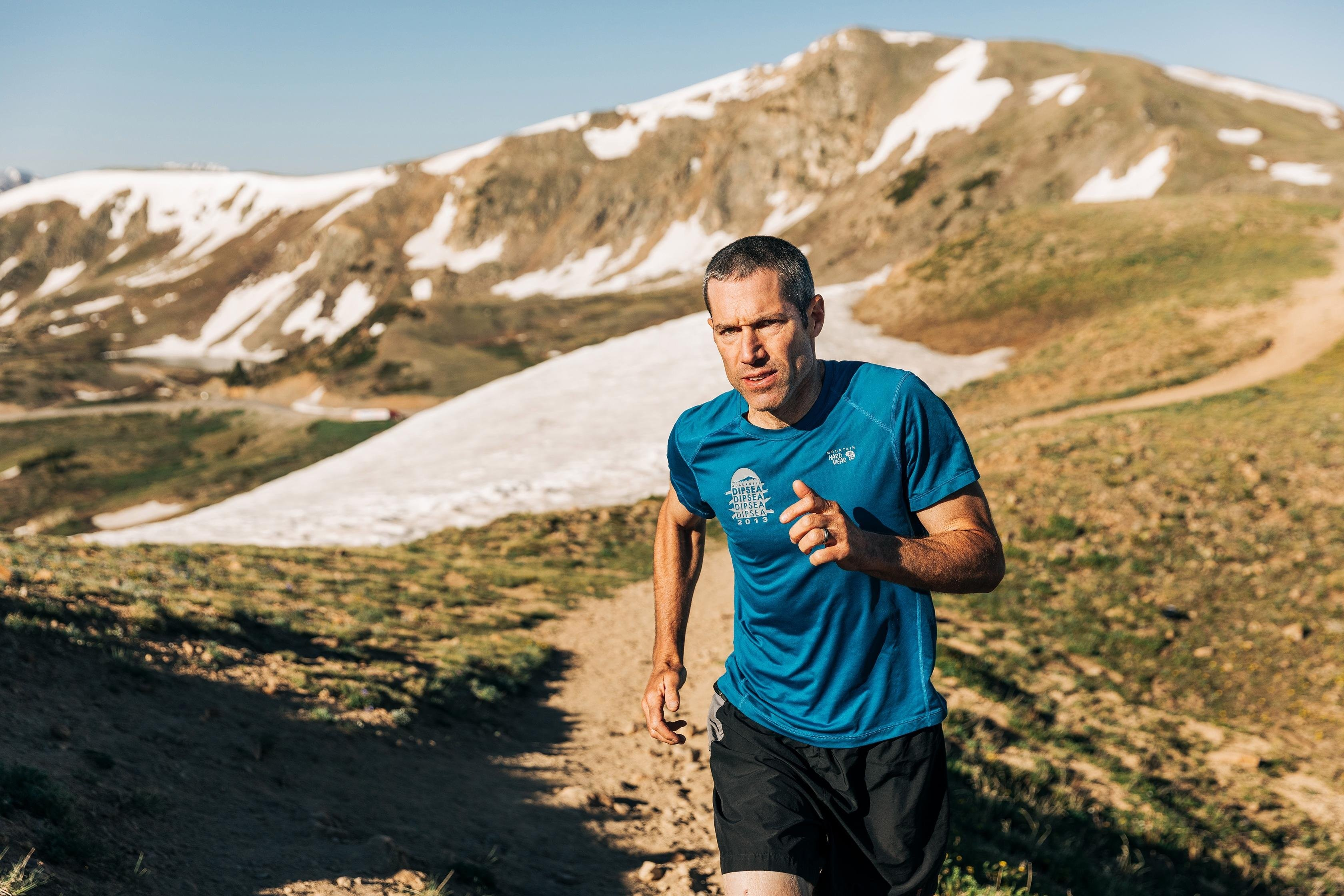 49-Year-Old Ultrarunner Dave Mackey Won't Back Down