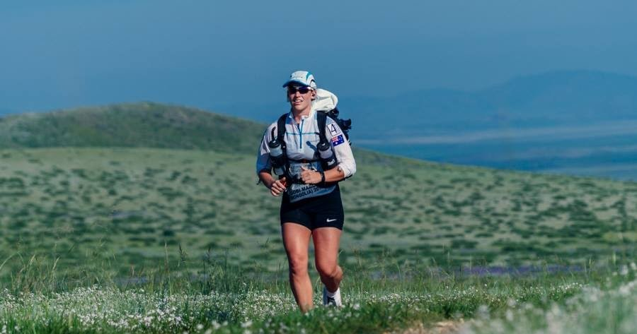 Ultra-marathon runner Jacqui Bell could be the youngest woman to run all four Racing The Planet ultra-marathons