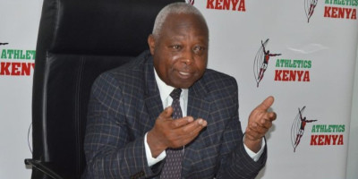 Athletics Kenya´s president Jack Tuwei welcomed the global fund to bail out athletes during the pandemic by the world athletics