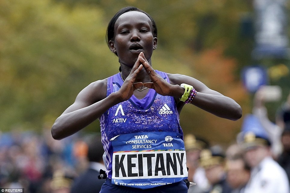 Four-time champion Mary Keitany is on a mission as she targets to win the New York Marathon for a fifth time on Sunday