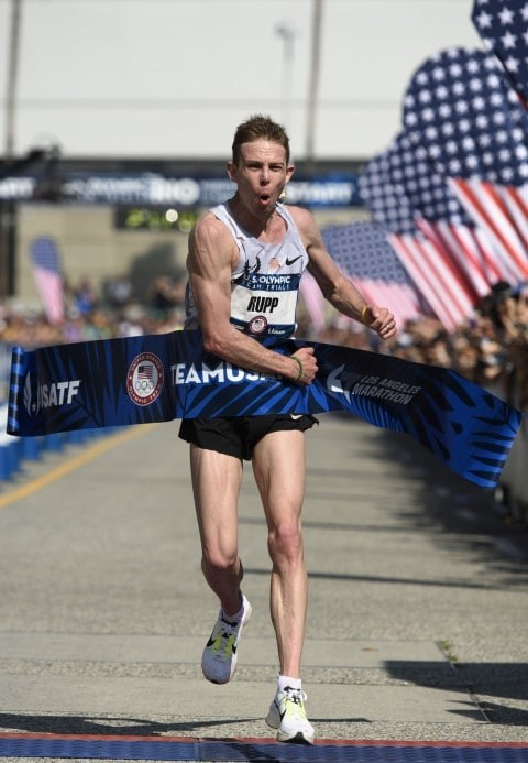 Galen Rupp says he is ready for the US Olympic Marathon Trials