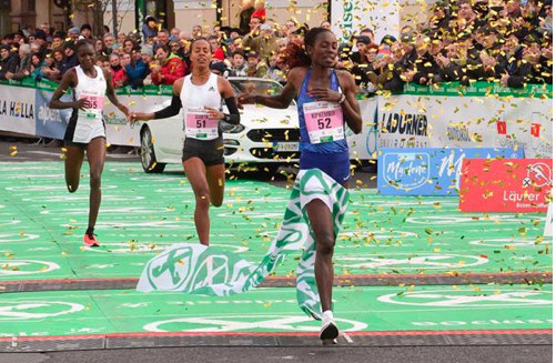 Faniel ends Italian drought in Bolzano while Kipkemboi equals course record