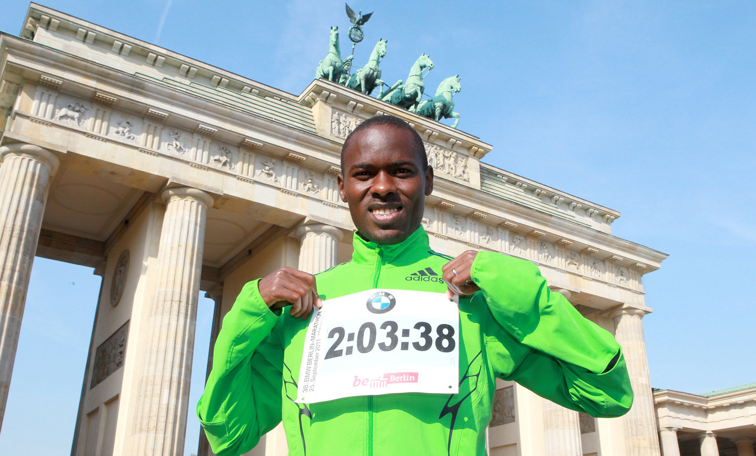 Former marathon world record holder Patrick Makau of Kenya has announced his retirement from professional running