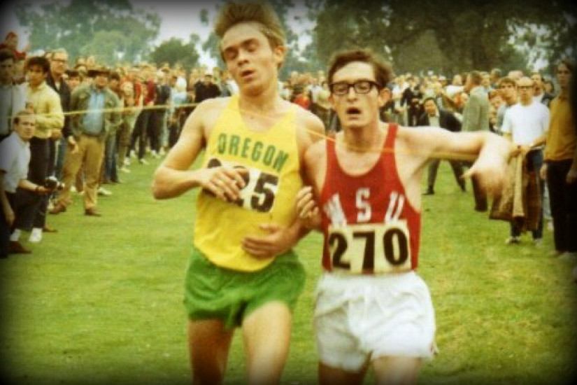 One of the Greatest American Distance Runners of all times has to be Gerry Lindgren