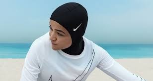 Egyptian woman Manal Rostom, and first Nike Hijab model and coach is set for London Marathon