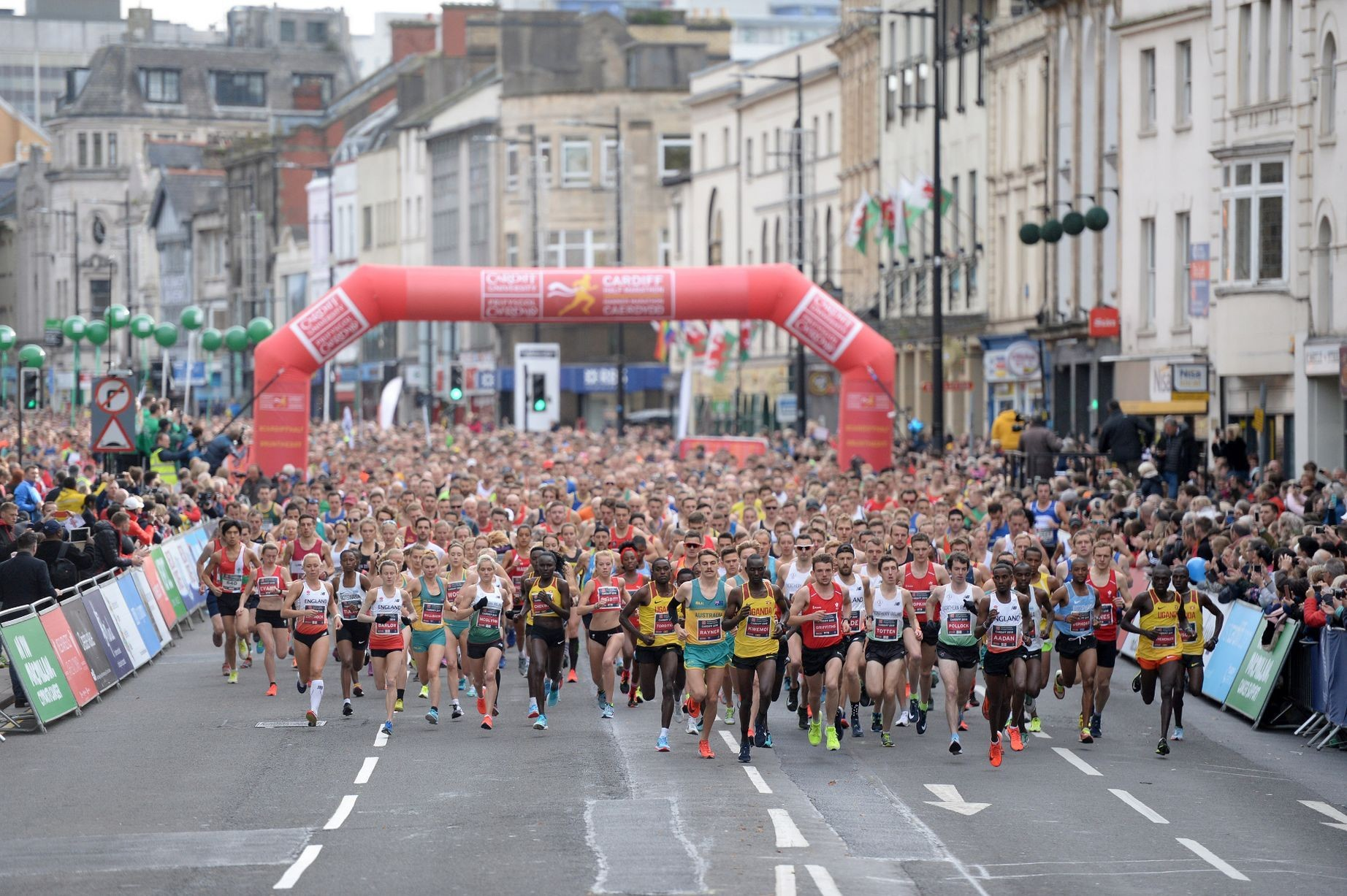 2020 Cardiff Half Marathon postponed again, until October 2021 due to coronavirus pandemic