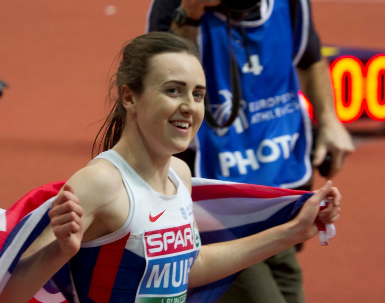 British middle-distance runner Laura Muir refocuses on Olympic goals