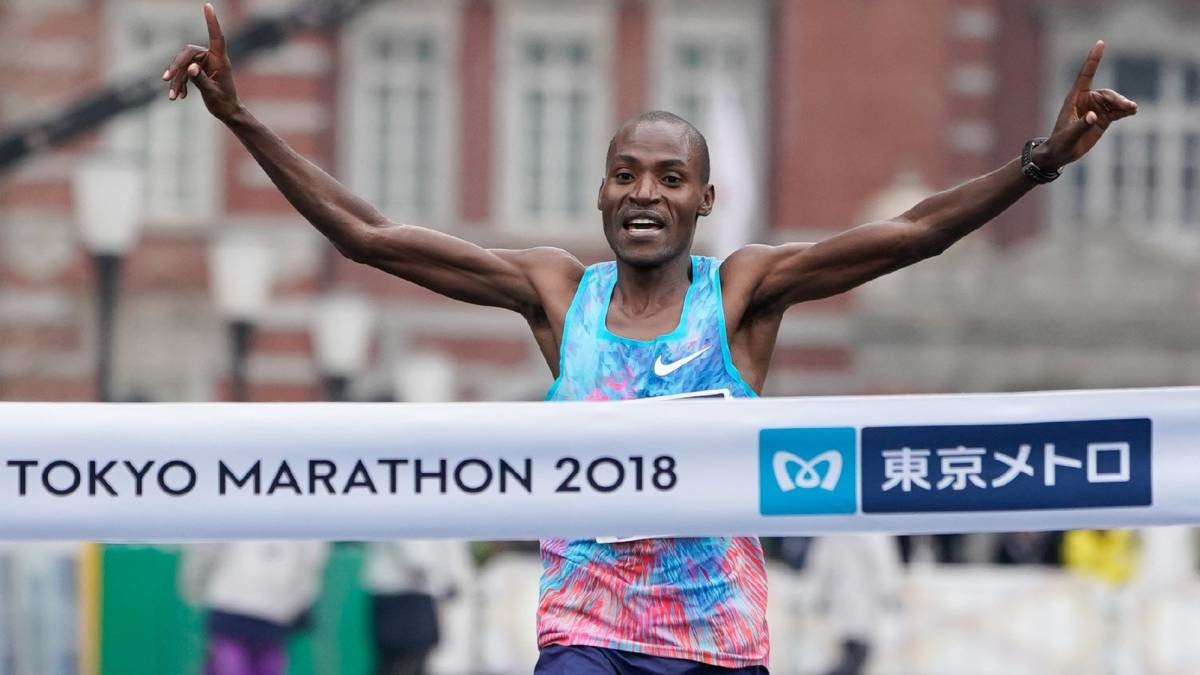 Dickson Chumba wins the Tokyo Marathon again...six Japanese Runners under 2:09
