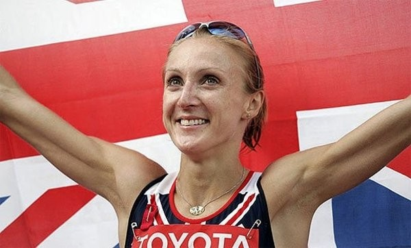 I never expected to hold to world marathon record for so long said Paula Radcliffe in Dubai this weekend