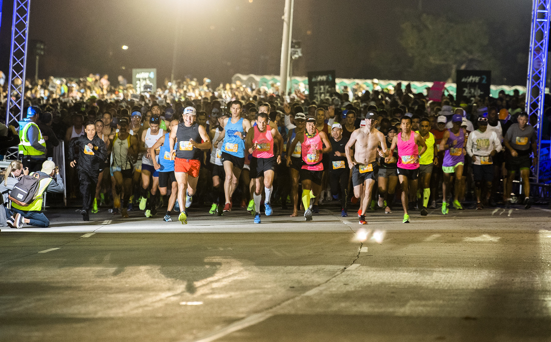 The 2020 Long Beach Marathon has been cancelled due to the coronavirus concerns