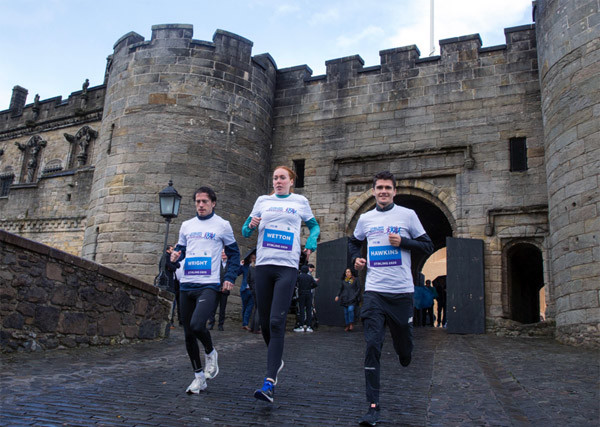 Over £10,000 prize money will be won in 2020 at Stirling Scottish Marathon event