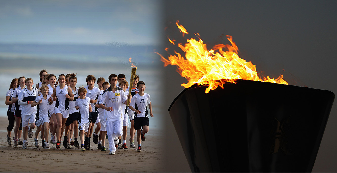 Tokyo 2020 Olympic Torch Relay will start it's 121 day journey March 26, 2020