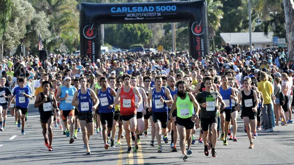 Groundwork Endurance has announced its partnership with Skechers for the 35th annual Carlsbad 5000 presented by National University