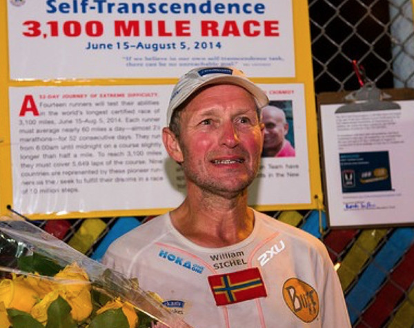 Sichel's Returning to Run world's longest certified footrace