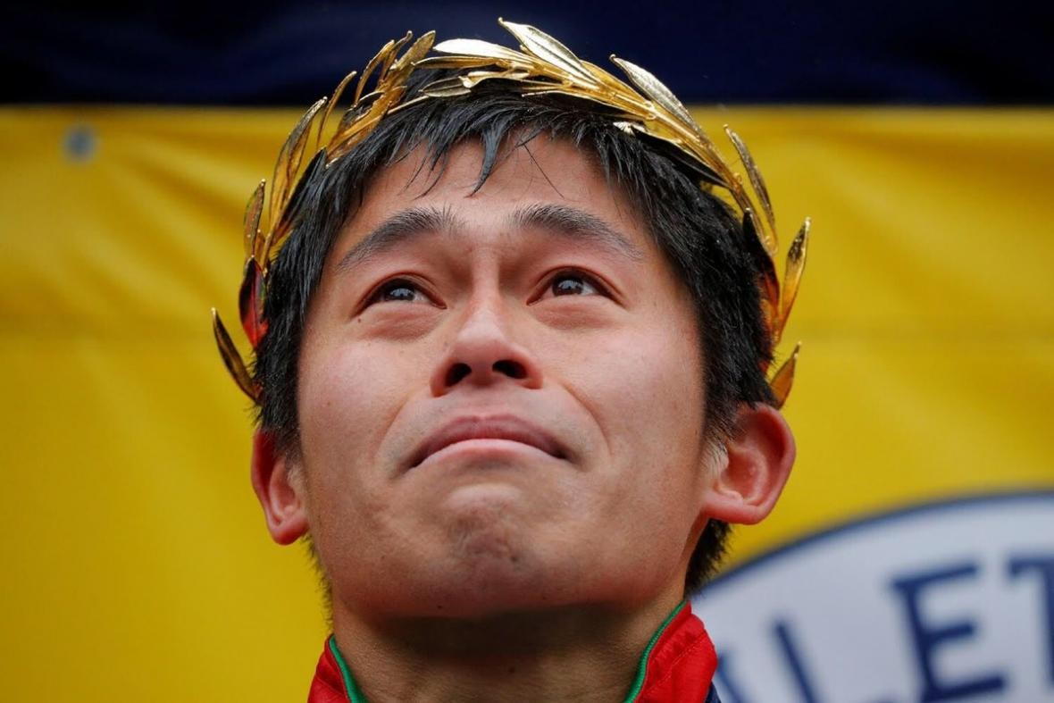 Boston Marathon Champion Yuki Kawauchi will be facing Mo farah and Gallen Rupp at Chicago Marathon men elite field
