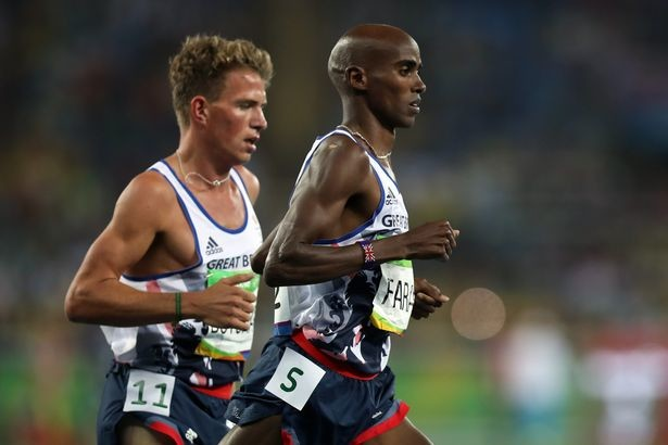 Andy Butchart excited by Mo Farah rivalry, if Diamond League events happen this year