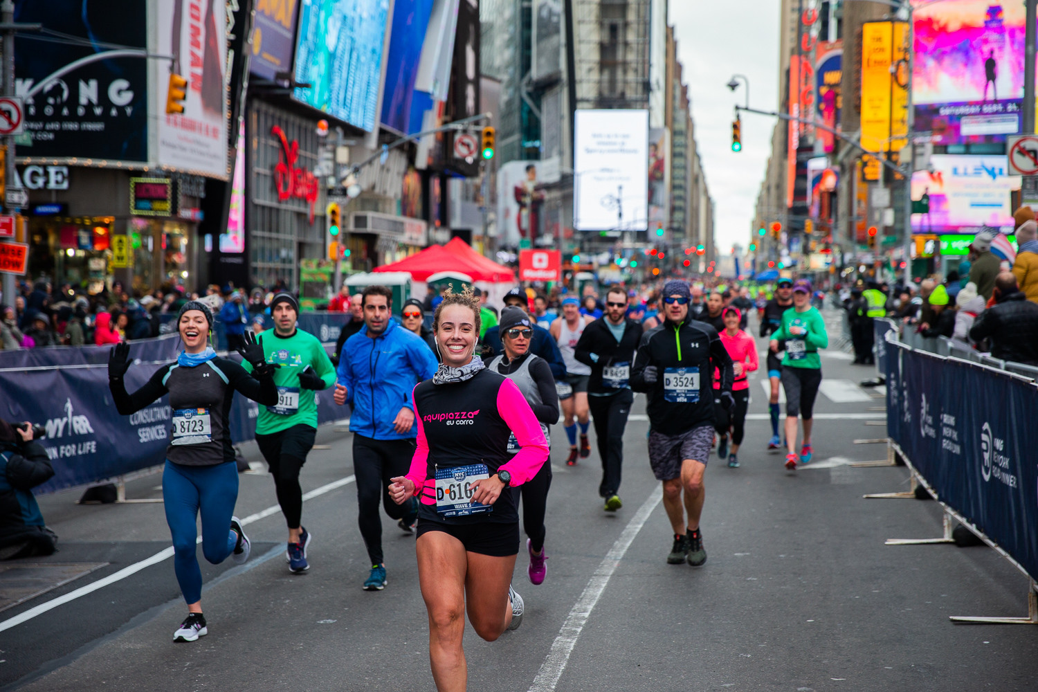 United Airlines New York City Half-Marathon has been cancelled due to the Coronavirus